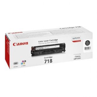 Toner Canon CRG-718Bk (2662B005) na 2 × 3400 stran