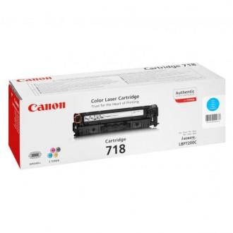 Toner Canon CRG-718C (2661B002) na 2900 stran