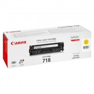 Toner Canon CRG-718Y (2659B002) na 2900 stran