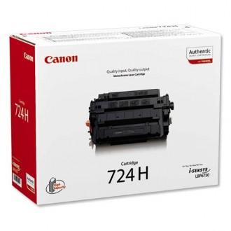 Toner Canon CRG-724HBk (3482B002) na 12500 stran