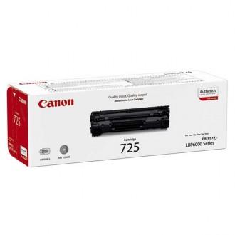 Toner Canon CRG-725Bk (3484B002) na 1600 stran