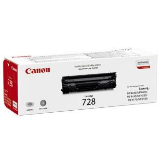 Toner Canon CRG-728Bk (3500B002) na 2100 stran
