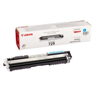 Toner Canon CRG-729C (4369B002) na 1000 stran