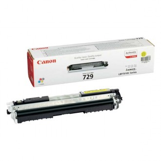 Toner Canon CRG-729Y (4367B002) na 1000 stran