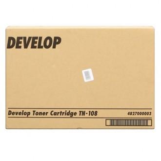 Toner Develop TN-108Bk (4827000003) na 16000 stran