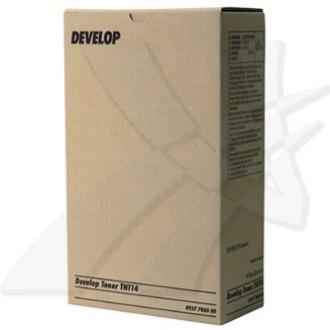 Toner Develop TN-114Bk (8937-7860-00)