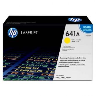 Toner HP C9722A (641A) na 8000 stran