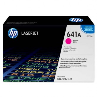 Toner HP C9723A (641A) na 8000 stran