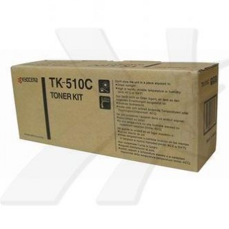 Toner Kyocera TK-510C na 8000 stran