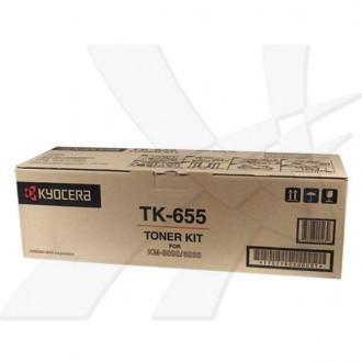 Toner Kyocera TK-655K na 47000 stran
