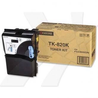 Toner Kyocera TK-820K na 15000 stran