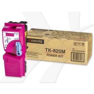 Toner Kyocera TK-820M na 7000 stran