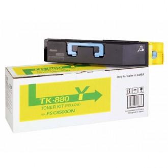 Toner Kyocera TK-880Y na 18000 stran