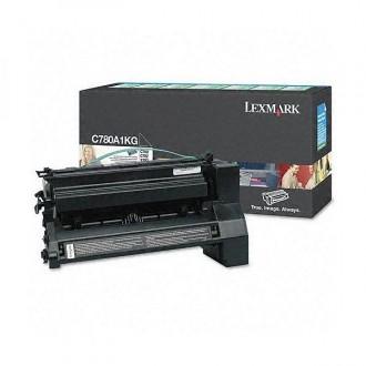 Toner Lexmark C780A1KG na 6000 stran