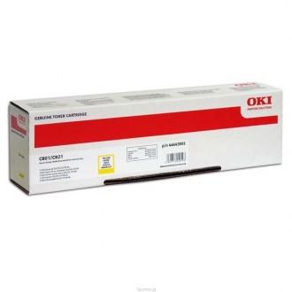 Toner Oki C801 (44643001) na 7300 stran