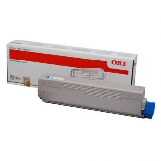 Toner Oki C822 (44844615) na 7300 stran