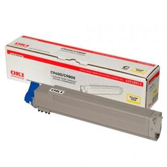 Toner OKI C9600 (42918913) na 15000 stran
