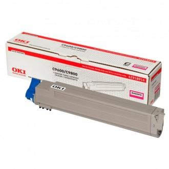 Toner OKI C9600 (42918914) na 15000 stran