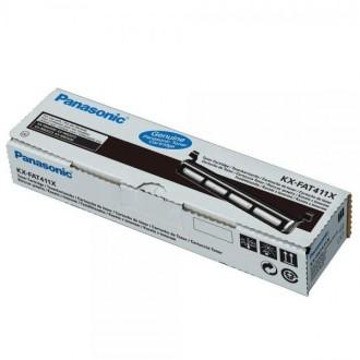 Toner Panasonic KX-FAT411X na 2000 stran