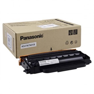 Toner Panasonic KX-FAT431X na 6000 stran
