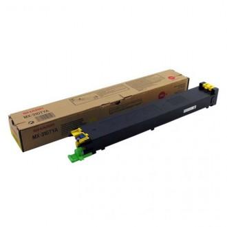 Toner Sharp MX-31GTYA na 15000 stran