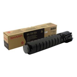Toner Sharp MX-70GTBA na 42000 stran