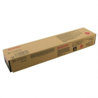 Toner Sharp MX-C38GTB na 10000 stran